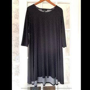 Karen Kane Polka Dot Swing Dress